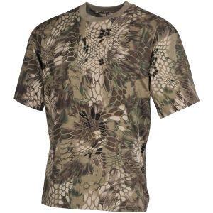 MFH T-shirt in Snake FG
