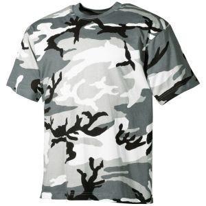 MFH T-shirt in Urban