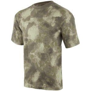 MFH T-shirt in HDT Camo AU