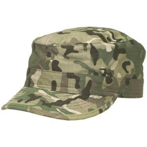 MFH berretto da campo US Operation ACU in Ripstop Camo