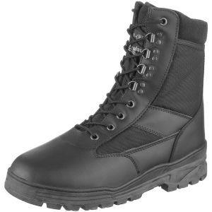 Mil-Com stivali da pattuglia in nero