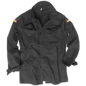 Mil-Tec giacca moleskin BW in nero