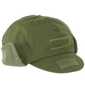 Mil-Tec cappello invernale BW II Gen in verde oliva