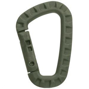 Mil-Tec moschettone ABS in fogliame