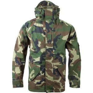 Mil-Tec giacca da pioggia in trilaminato Woodland