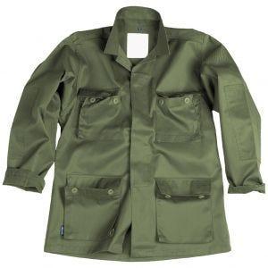 Mil-Tec camicia BDU Combat in verde oliva
