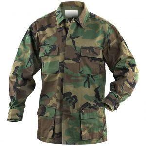 Mil-Tec camicia BDU Combat in Woodland