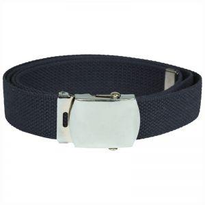 Mil-Tec cintura in tessuto Navy Blue
