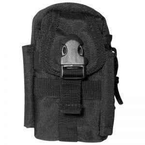 Mil-Tec astuccio modulare Commando per cintura in nero