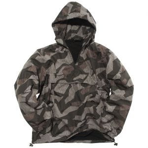 Mil-Tec giacca a vento Combat in Splinter Night