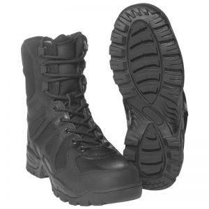 Mil-Tec stivali da combattimento Generation II in nero