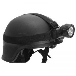 Mil-Tec lampada frontale 12 LED