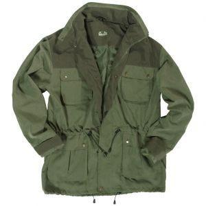 Mil-Tec giacca da caccia in verde oliva