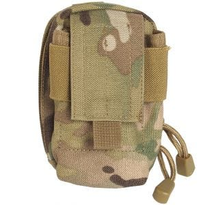 Mil-Tec astuccio i-tech MOLLE in Multitarn