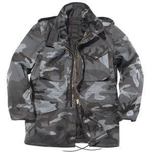 Mil-Tec giacca classica US M65 in Dark Camo
