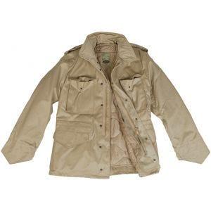 Mil-Tec giacca classica US M65 in cachi