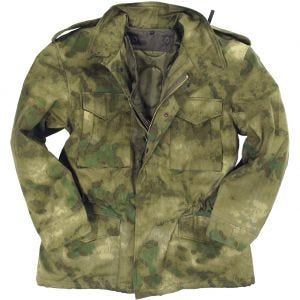Mil-Tec giacca classica US M65 in MIL-TACS FG