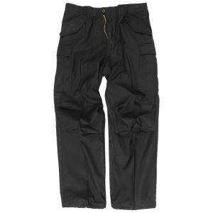 Mil-Tec pantaloni M65 in nero