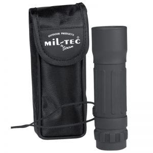 Mil-Tec monoculare 10x25 in nero