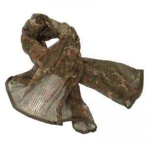 Mil-Tec sciarpa in rete in Vegetato Woodland
