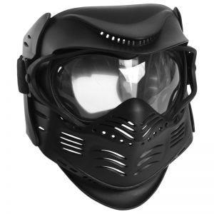 Mil-Tec maschera paintball in nero