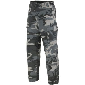 Mil-Tec pantaloni da combattimento Ranger BDU in Dark Camo