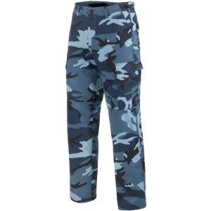 Mil-Tec pantaloni da combattimento Ranger BDU in Skyblue