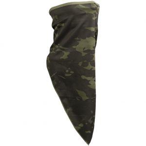 Mil-Tec sciarpa copricollo/volto in Multitarn Black