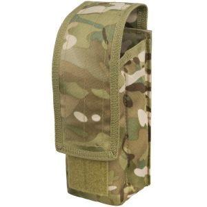 Mil-Tec portacaricatore singolo AK47 MOLLE in Multitarn