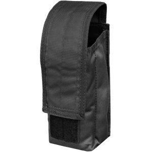 Mil-Tec portacaricatore singolo AK47 MOLLE in nero