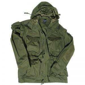 Mil-Tec giacca leggera smock in verde oliva