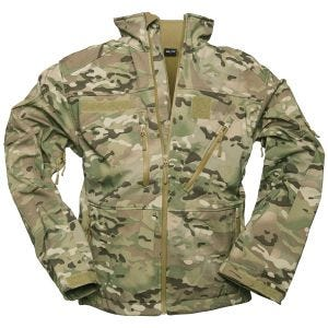Mil-Tec giacca Softshell SCU 14 in Multitarn