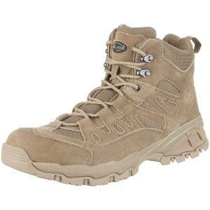 Mil-Tec stivali tattici Squad Boots in Coyote