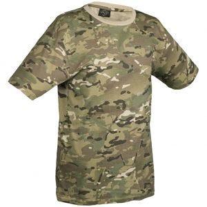 Mil-Tec T-Shirt in Multitarn