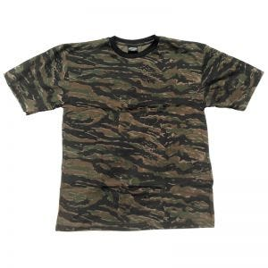 Mil-Tec T-shirt in Tiger Stripe
