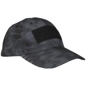Mil-Tec berretto da baseball tattico in Mandra Night