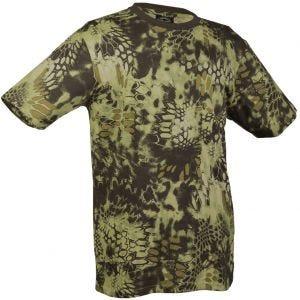 Mil-Tec T-Shirt in Mandra Wood