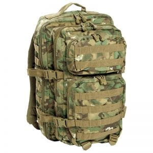 Mil-Tec zaino da assalto large US MOLLE in Arid Woodland