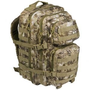 Mil-Tec zaino da assalto large US MOLLE in Mandra Tan