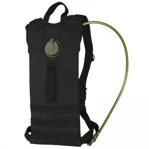 Mil-Tec zaino basic con tasca per idratazione MOLLE in nero