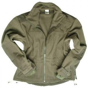 Mil-Tec giacca a vento in pile verde oliva