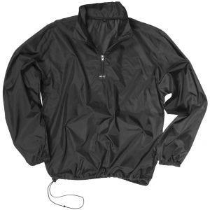 Mil-Tec giacca a vento leggera in nero