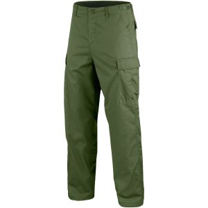 Mil-Tec pantaloni da combattimento Ranger BDU in verde oliva