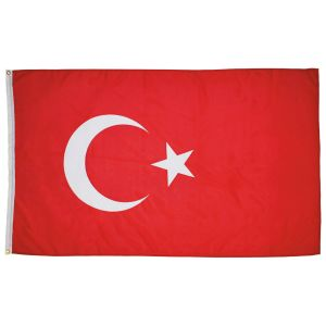 Mil-Tec bandiera Turchia 90 x 150 cm
