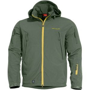 Pentagon giacca softshell Artaxes Escape in Grindle Green