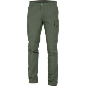 Pentagon pantaloni Gomati Expedition in Camo Green
