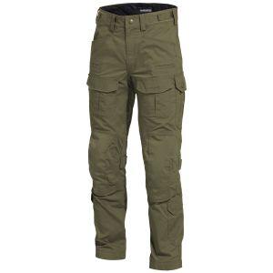 Pentagon pantaloni Combat Wolf in Ranger Green