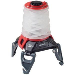 Princeton Tec lanterna ellittica Backcountry in nero/rosso
