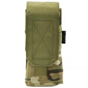 Pro-Force custodia singola portacaricatore M4/M16 con attacco MOLLE in MultiCam