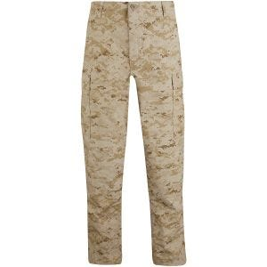 Propper pantaloni Uniform BDU in policotone ripstop in Digital Desert